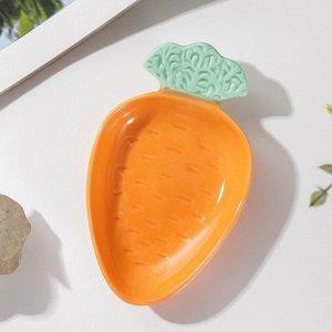 Блюдо «Морковь», 13?8?2 см