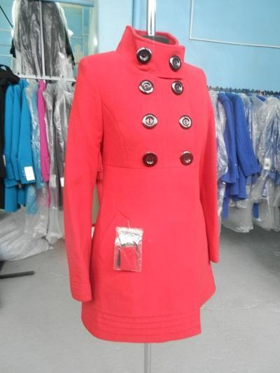 Пальто Красное (Находка) в Находке