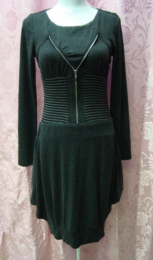 теплое шерстяное платье.Турция из распродажи во Владивостоке