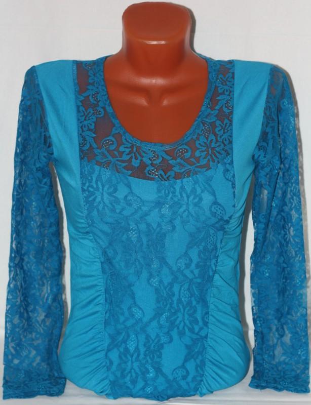 Фиолетовая блузочка 46-48 размера во Владивостоке
