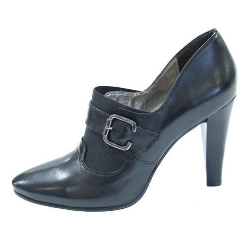 Туфли черные кожаные 36-37 во Владивостоке