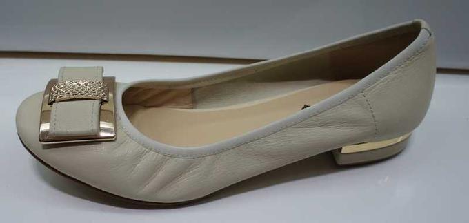 Туфли GEEDIS на 37,5-38 размер, натуральная кожа во Владивостоке