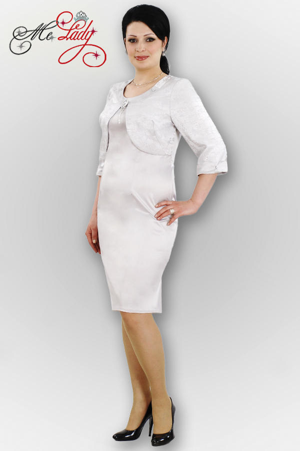 Платье из трикотажа, размер 52-54 во Владивостоке