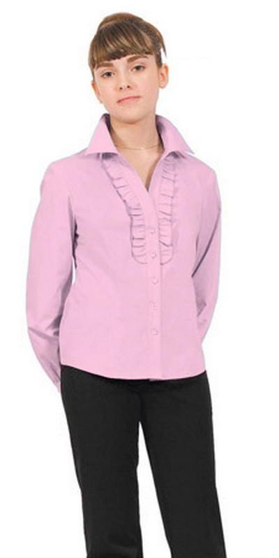 Блузка-рубашка для школы во Владивостоке