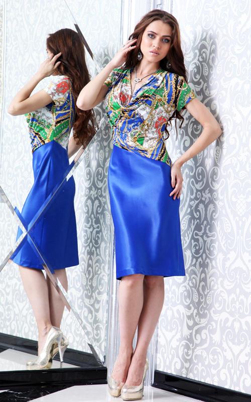 Эффектное платье Lussotico ( Итальянский шик закупка) во Владивостоке
