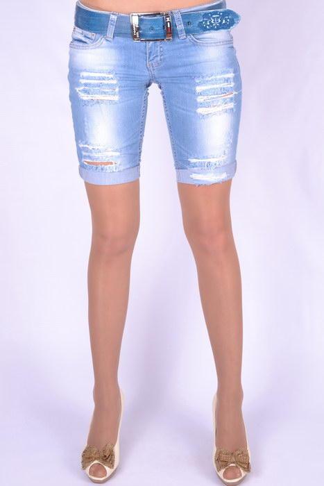 Шорты джинсовые на ОБ до 89 см. Скидка во Владивостоке