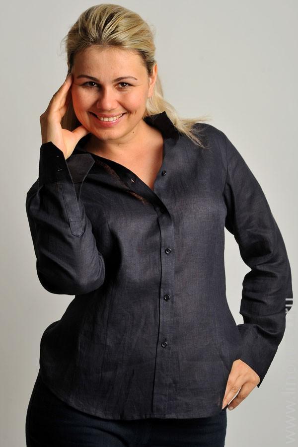 Женская блузка из льна во Владивостоке
