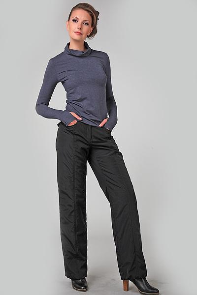 Утепленные (холофайбер) женские брюки во Владивостоке