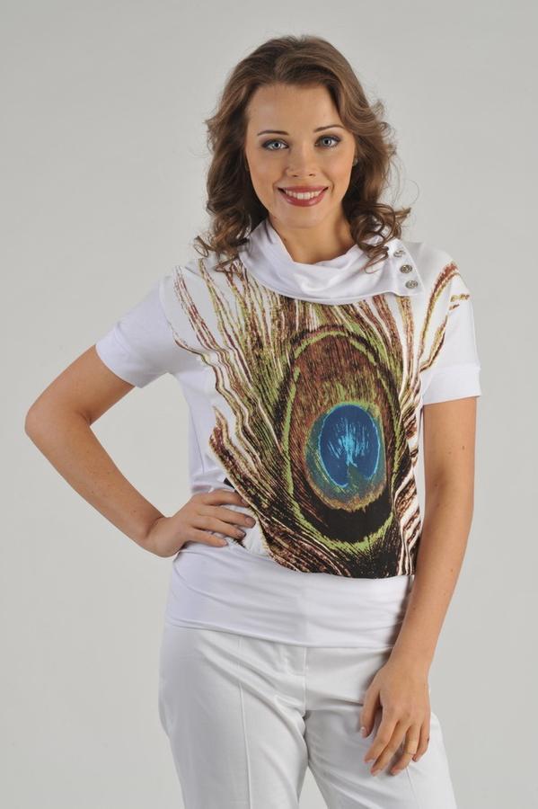 блуза как на фото L-Collection на 48р во Владивостоке