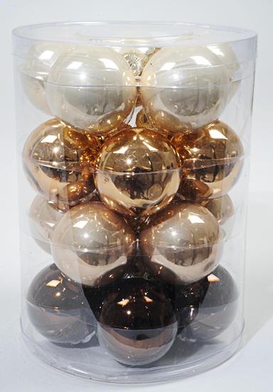 Набор стеклянных шаров (60мм, 20шт) во Владивостоке