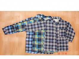 тепленькая рубашечка на мальчика в Уссурийске