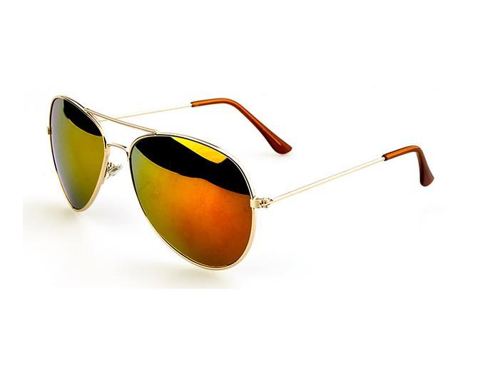 Солнцезащитные очки хамелеон (красно-зелёные)