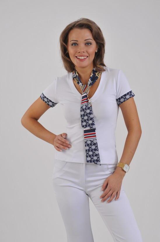 Оригинальная летняя блузка. Супер распродажа во Владивостоке