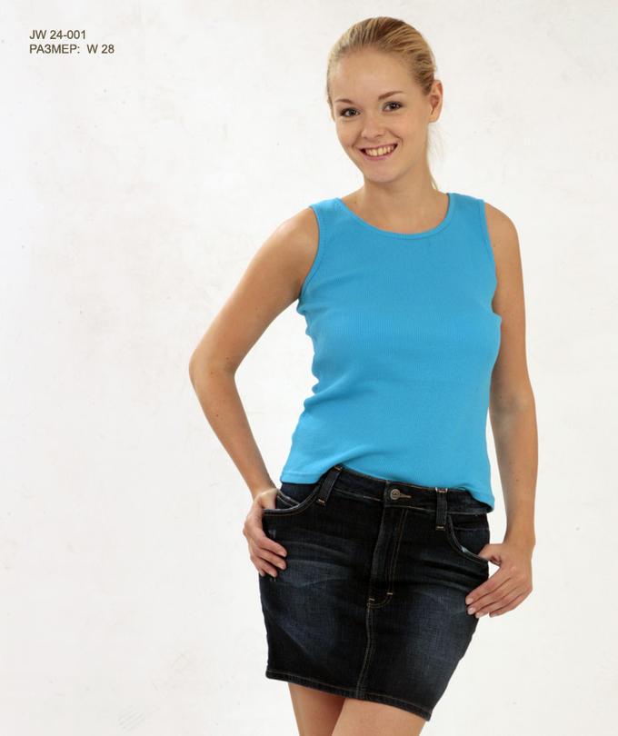 Отдам юбку джинсовую в Хабаровске