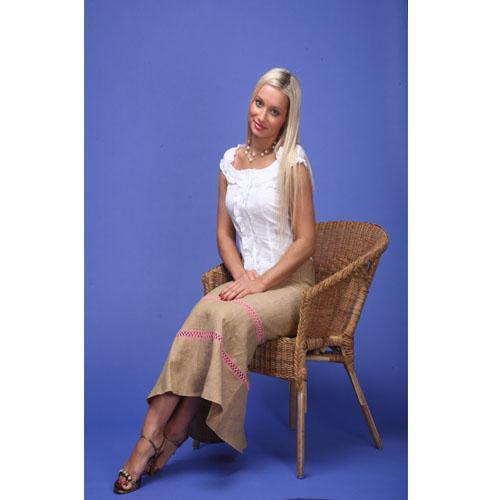 юбка лён 100% 48 размер во Владивостоке