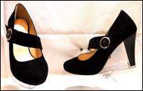 туфли , замша натуральная (37) в Хабаровске