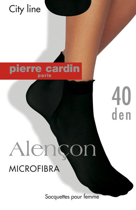 Женские носочки с основой из микрофибры 40 ден