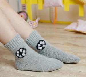 Теплые носки для мальчика во Владивостоке