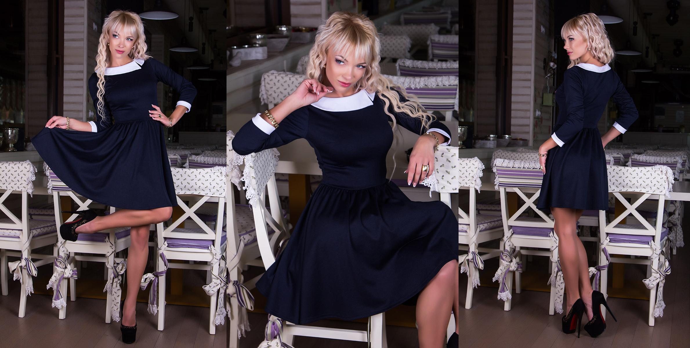 Симпатичное платье    р-р  44-46 во Владивостоке