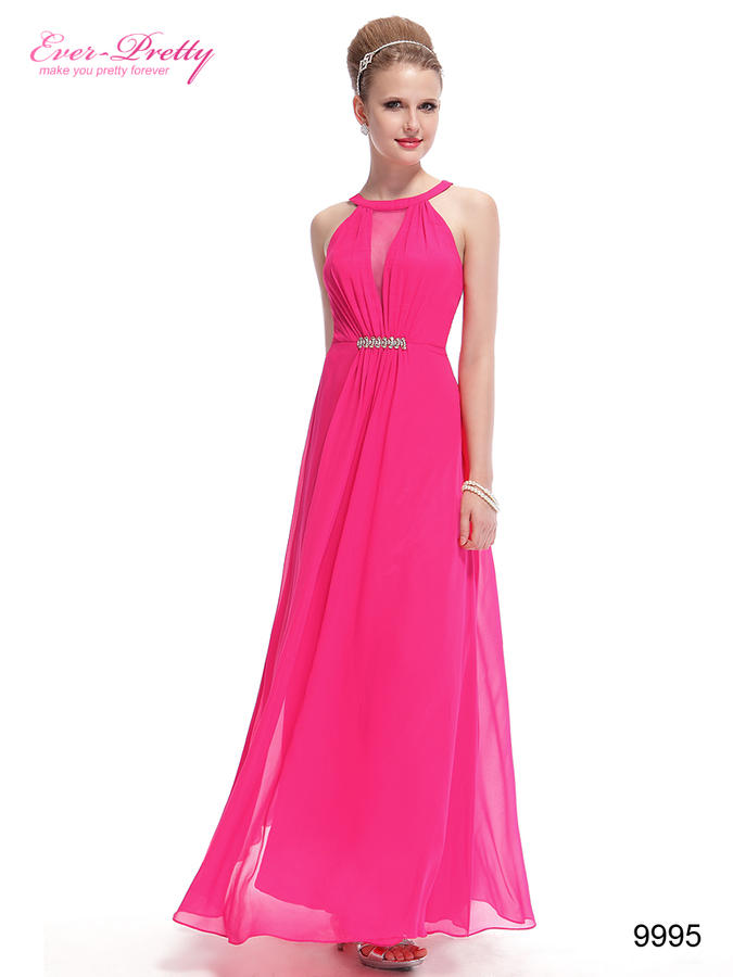 платье розовое в пол р.42-44 во Владивостоке