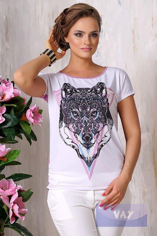 блуза (футболка)  как на фото во Владивостоке