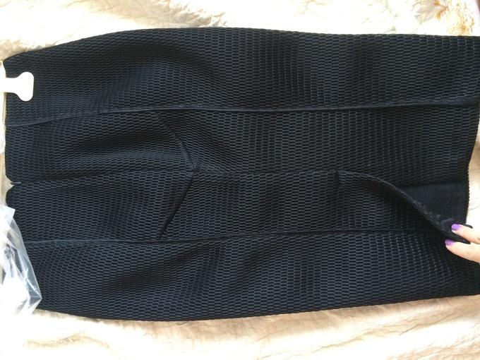 Юбка Who are you размер 40ит черная, фото во Владивостоке