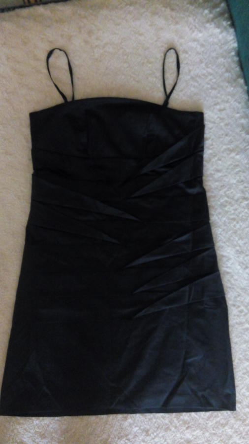 Черное платье(фото внутри) во Владивостоке