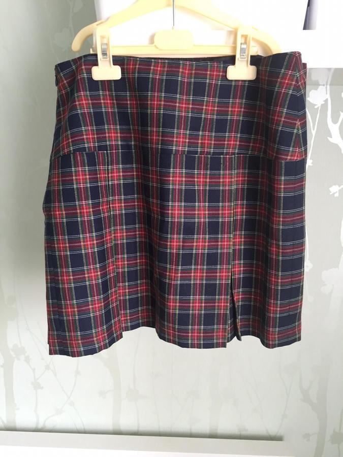 форма для девочки юбка+жилет во Владивостоке