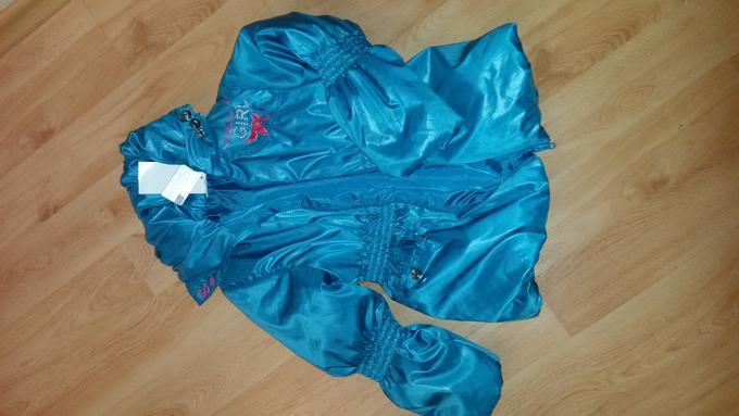 куртка на девочку осень, на 5 лет во Владивостоке