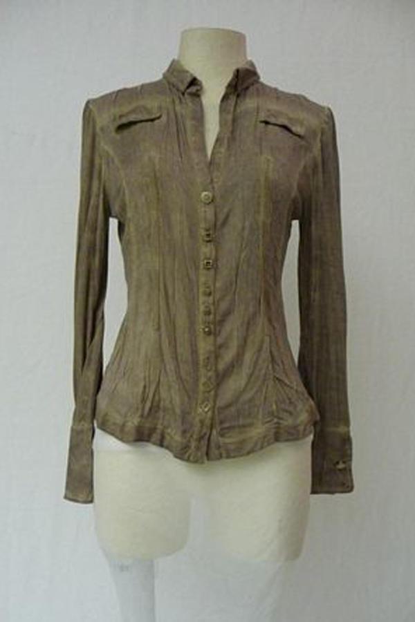 Рубашка Elisa Cavaletti,размер 46-48 во Владивостоке