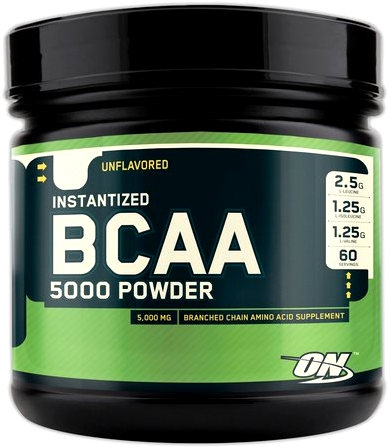 ON BCAA 5000 powder 345 гр.