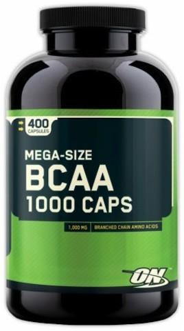 ON BCAA 1000 - 400 капсул