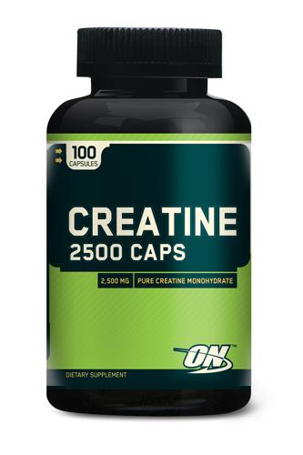 Оptimum nutrition creatine 2500 mg 100 caps