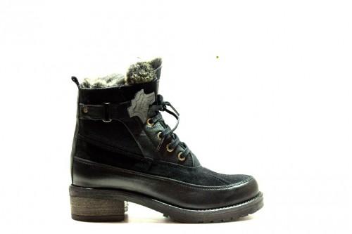 Отличные ботинки! Замша, кожа, полный мех. СКИДКА в Хабаровске