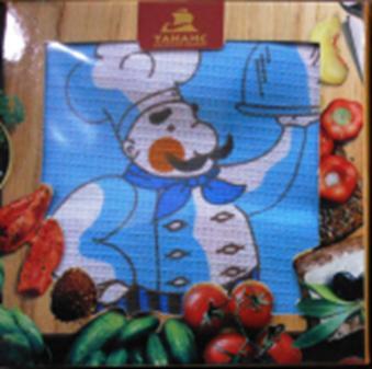 полотенце вафельное в подарочной упаковке во Владивостоке