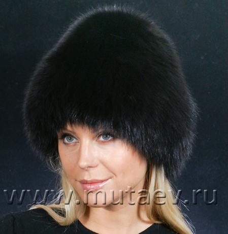 Меховая шапка на трикотажной основе во Владивостоке