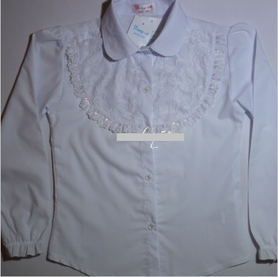 Рубашка школьная, рост 134-14 во Владивостоке