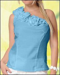 Красивая блузка во Владивостоке