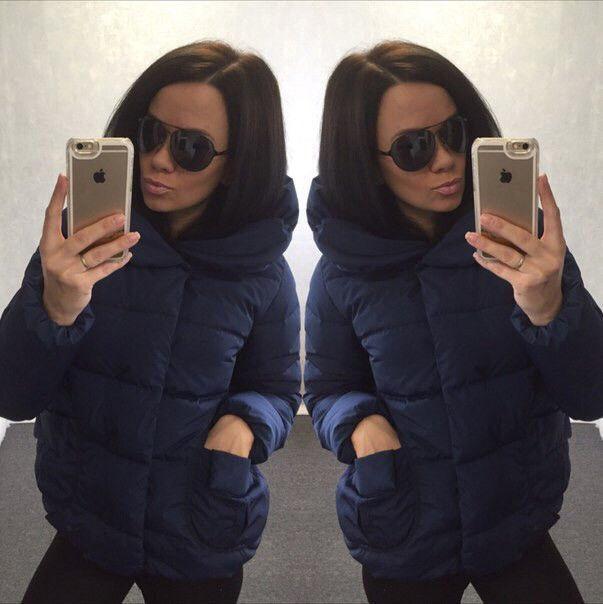 Куртка на синтепоне, подойдет беременным  (фото) во Владивостоке