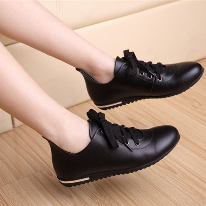 кожаные черные ботинки во Владивостоке