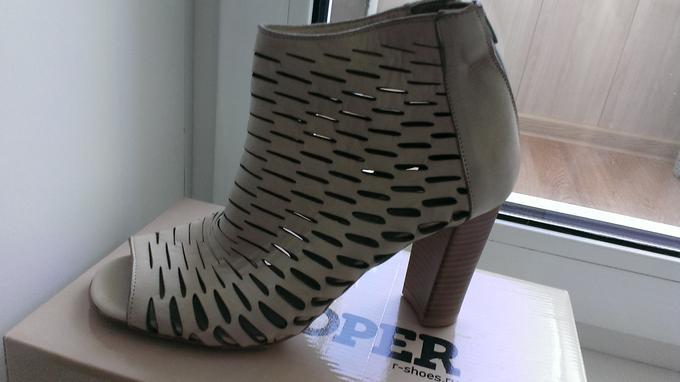 Туфли летние открытые 39 размер в Лесозаводске