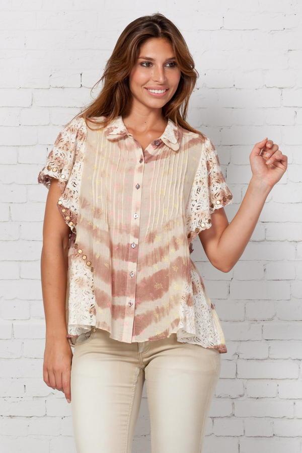 Шикарная блузка разлетайка во Владивостоке