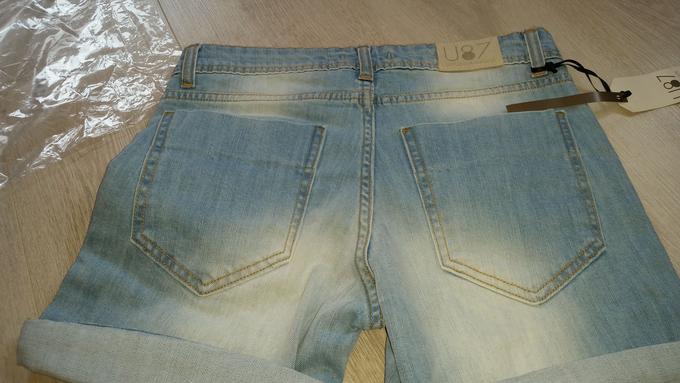 Клевые джинсовые шорты во Владивостоке