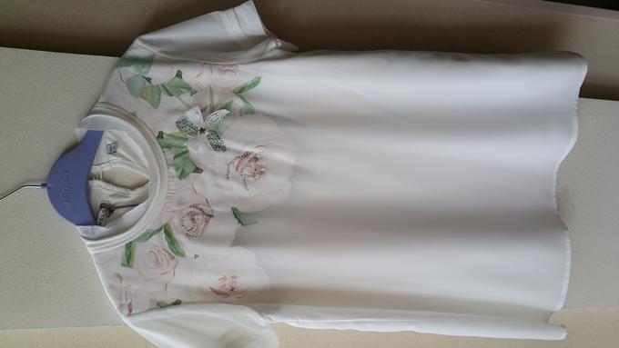 Платье-Туника фирмы Мэлби на девочку ростом 140-146 см во Владивостоке