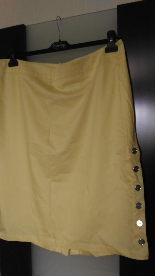 Отличная летняя юбка, размер 52-54, замеры во Владивостоке
