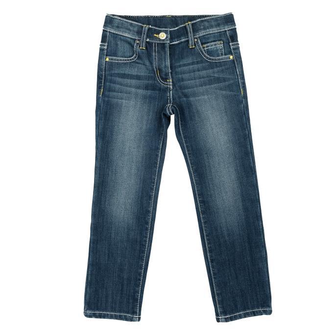 Продам джинсы на флисе для девочки 110р во Владивостоке