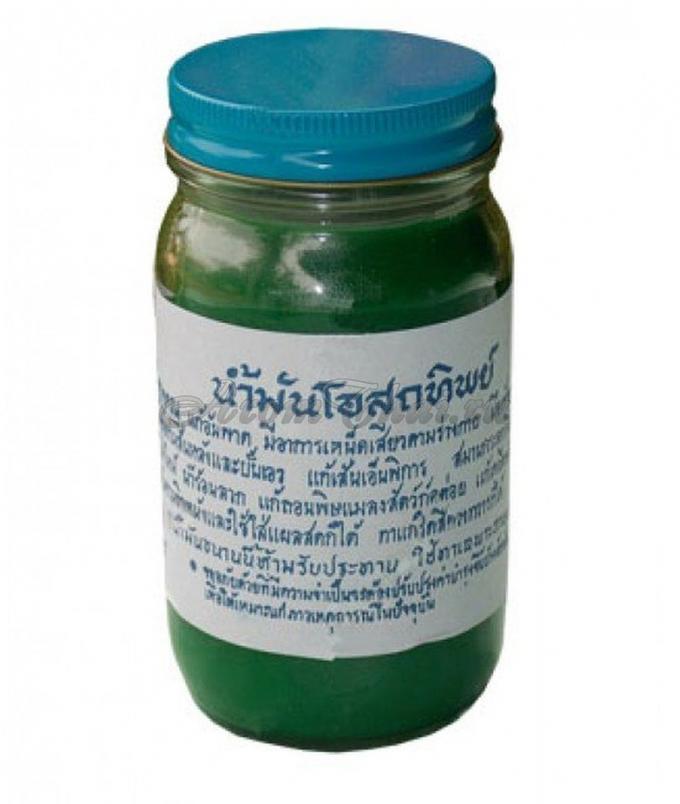 тайские бальзамы зеленого цвета фото заинтересовались