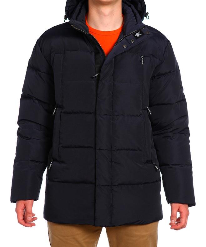 хорошая зимняя мужская куртка покупала как 54 реально 56 во Владивостоке