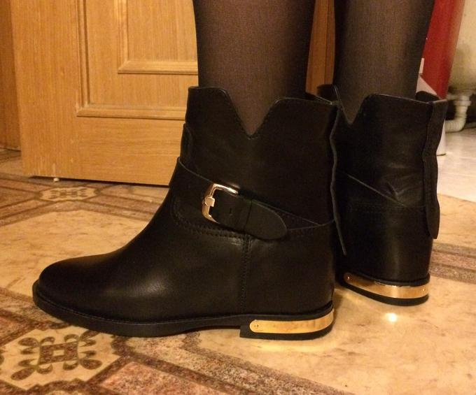 Обалденные ботинки. Дешевле СП в 2 раза во Владивостоке