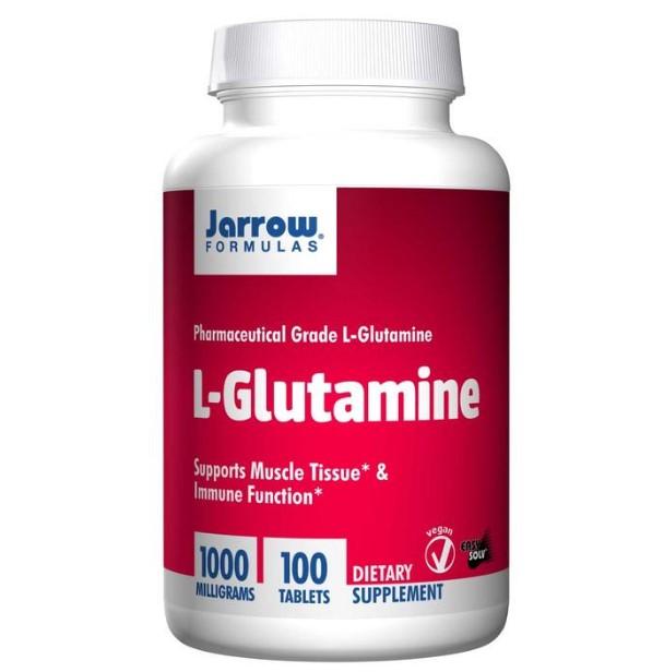 Jarrow Formulas L-Glutamine 1000mg100 таб